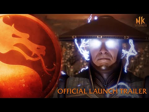 Mortal Kombat 11: Aftermath – Official Launch Trailer