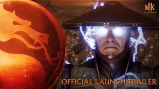 Mortal Kombat 11: Aftermath – Official Launch Trailer
