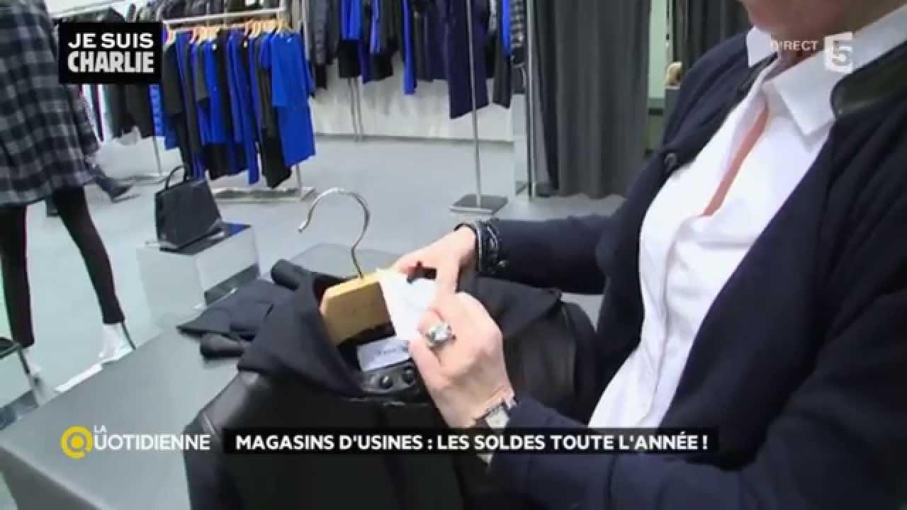 Merveilleux Wish Des Soldes Toute L Année magasins d'usines : les soldes toute l'année ! - youtube