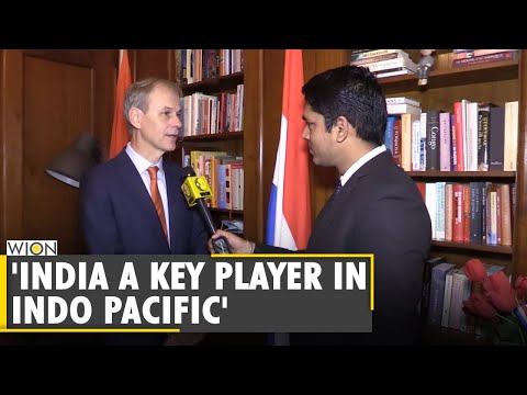India a key player in Indo Pacific, Netherlands envoy