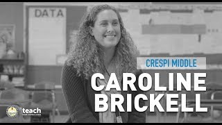 Teach West County | Caroline Brickell