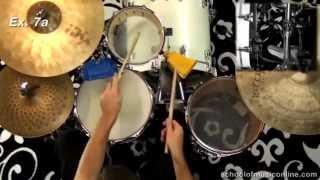 Ча-ча-ча урок для барабанщиков