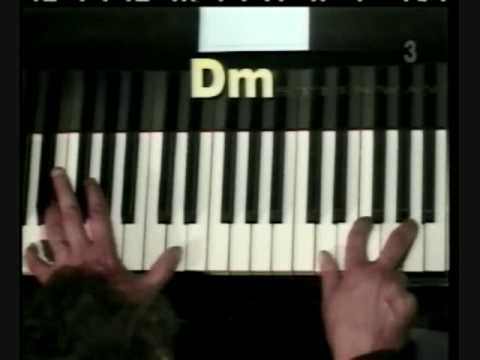 Piano Lessons Best Piano Chord Method Youtube