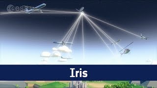 Iris: satcom for aviation