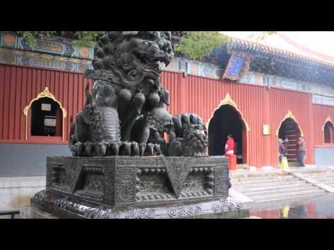 Yonghe Temple, Yonghe Lamasery or Lama Temple / 雍和宫 / དགའ་ལྡན་བྱིན་ཆགས་གླིང་ (Slideshow)
