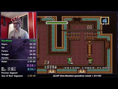 [2:28:35] Zelda: Parallel Worlds | All Stones & Crystals Speedrun [WR]