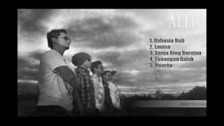 Allis Band Bali Indonesia Rahasia Hati