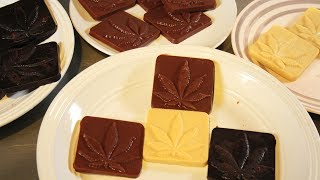How To Make Cannabis Chocolate (Infused Vegan Dark, White & Milk Chocolates): Infused Eats #42