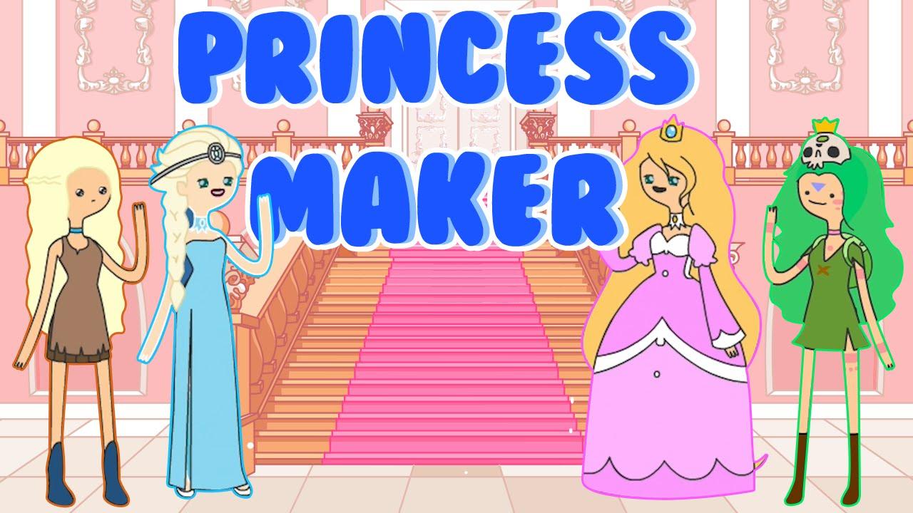 Girlsgogames Princess Maker