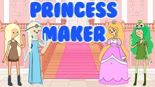 MAKING PRINCESSES - GirlsGoGames