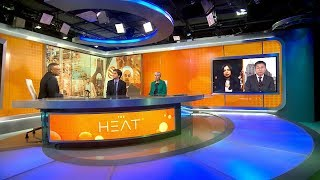 The Heat: Iran Nuclear Deal and Macron's visit to China Pt 1