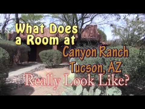What does a Canyon Ranch Deluxe Room Looks Like? 2015
