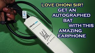 Soundlogic M.S.Dhoni Edition Wireless Earphone Review| Unboxing