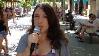 видео достопримечательности Барселоны