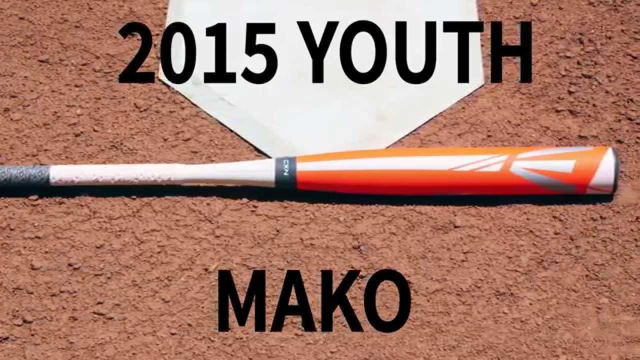 easton baseball bat mako youth