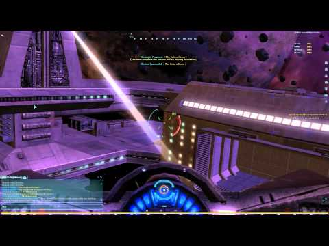 Let's Play Star Wars Galaxies - part 6: Docking procedures