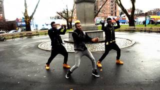 Omarion ft Chris Brown - Post to Be | Dance Cover | Gyalis In Paris & The INTRICATES