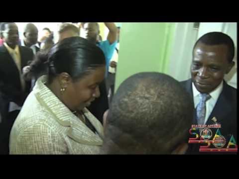 Juvenile justice centre begun to make significant strides by Christilina John