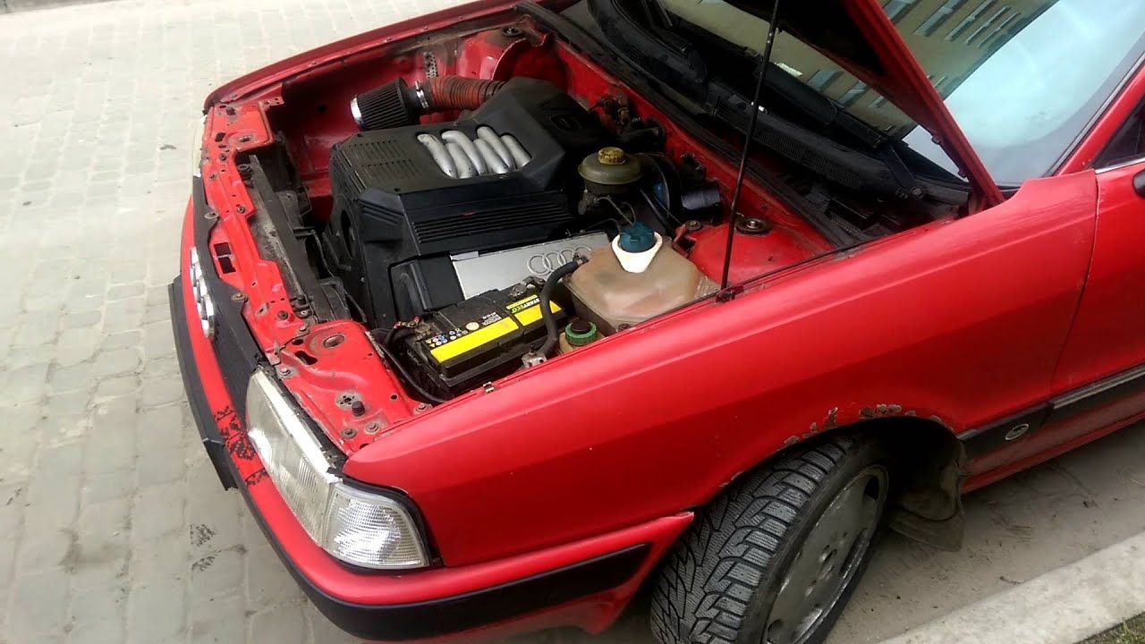 двигатель audi 80 ru тюнинг