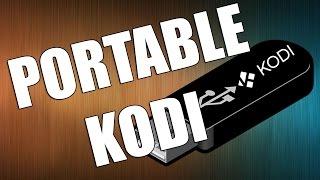 How to Install KODI Krypton on a USB Flash Drive | Portable KODI 17.1