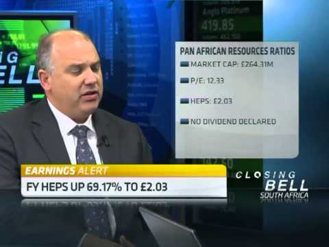 Pan African Resources Full Year Results with Jan Nelson