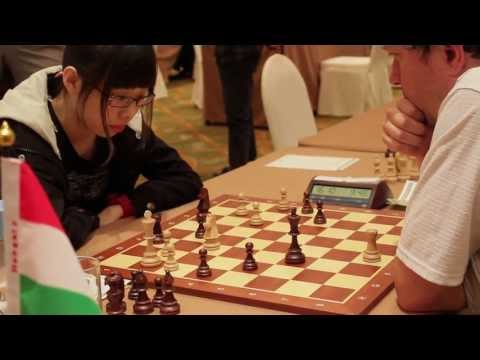 Thailand Open Chess Championships 2013, Rd 3, chinese WFM wins against GM