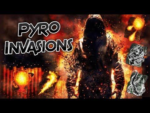 Dark Souls 3: Pyromancer Invasions