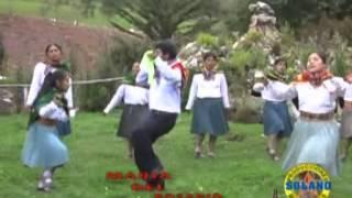 CARNAVAL 2013 Pampas - Tayacaja - MARIA DEL ROSARIO SOLANO MONTES - ERES TRAICIONERO