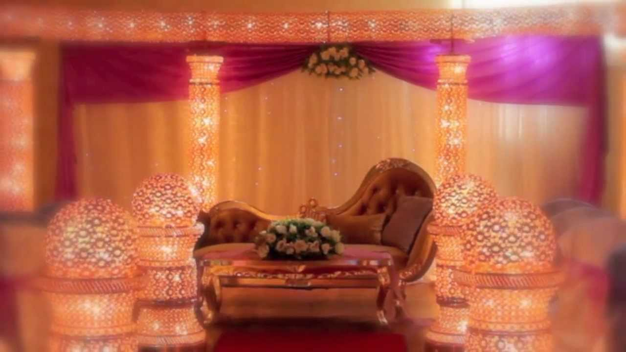 Weddingvenue decoration accessories youtube junglespirit Images