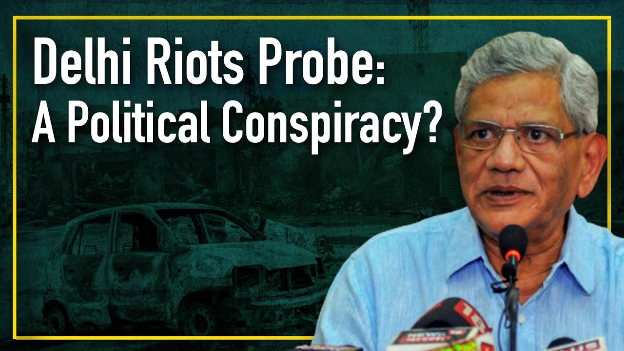 It is My Right and Duty to Protect the Indian Constitution: Sitaram Yechury  - YouTube