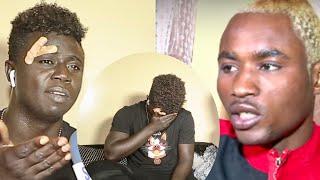 Pawlish Mbaye en larmes après sa bagarre avec Ouzin Keita « Bilahi dina...
