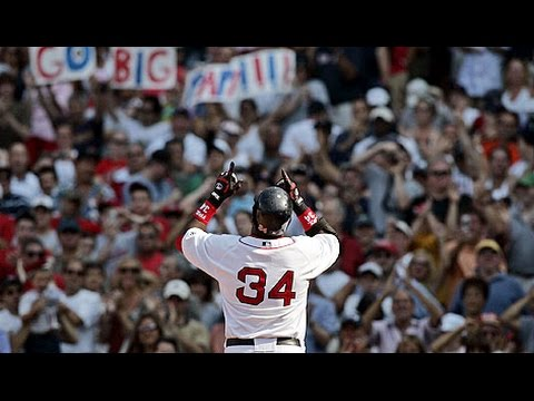David Ortiz Career Tribute