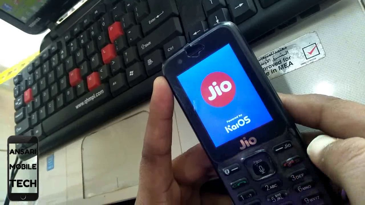 Jio Keypad Phones F81e Download Free Firmware Flash File