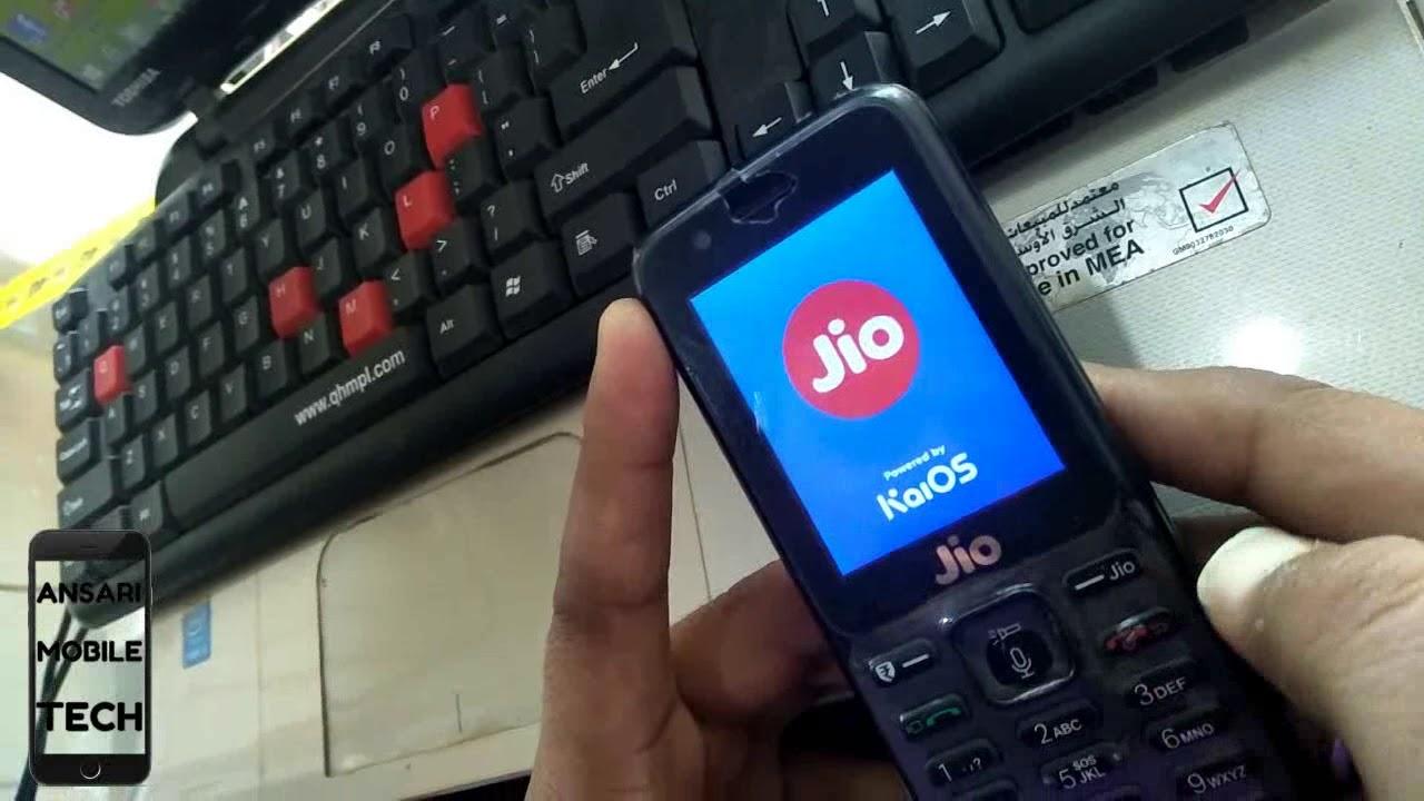 Jio Keypad Phones F81e Download Free Firmware Flash File