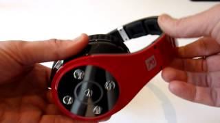 Bluedio R OverEar Wireless Bluetooth Headphones w Micro SD Slot Review