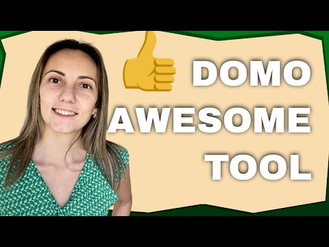 DOMO is Awesome - Visualization Tool Demo