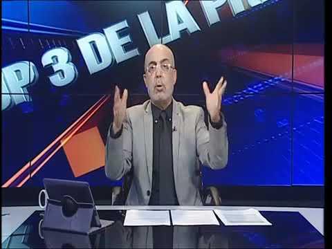 Noureddine Boukrouh: Top3 de la presse.El magharibia