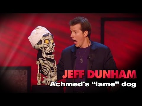 Jeff Dunham: Spark of Insanity is listed (or ranked) 1 on the list The Funniest Jeff Dunham Comedy Specials