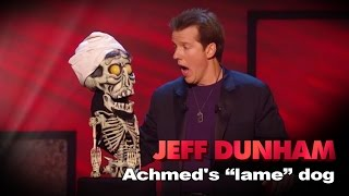 ''Achmed The Dead Terrorist's 'lame' dog'' | Controlled Chaos  | JEFF DUNHAM