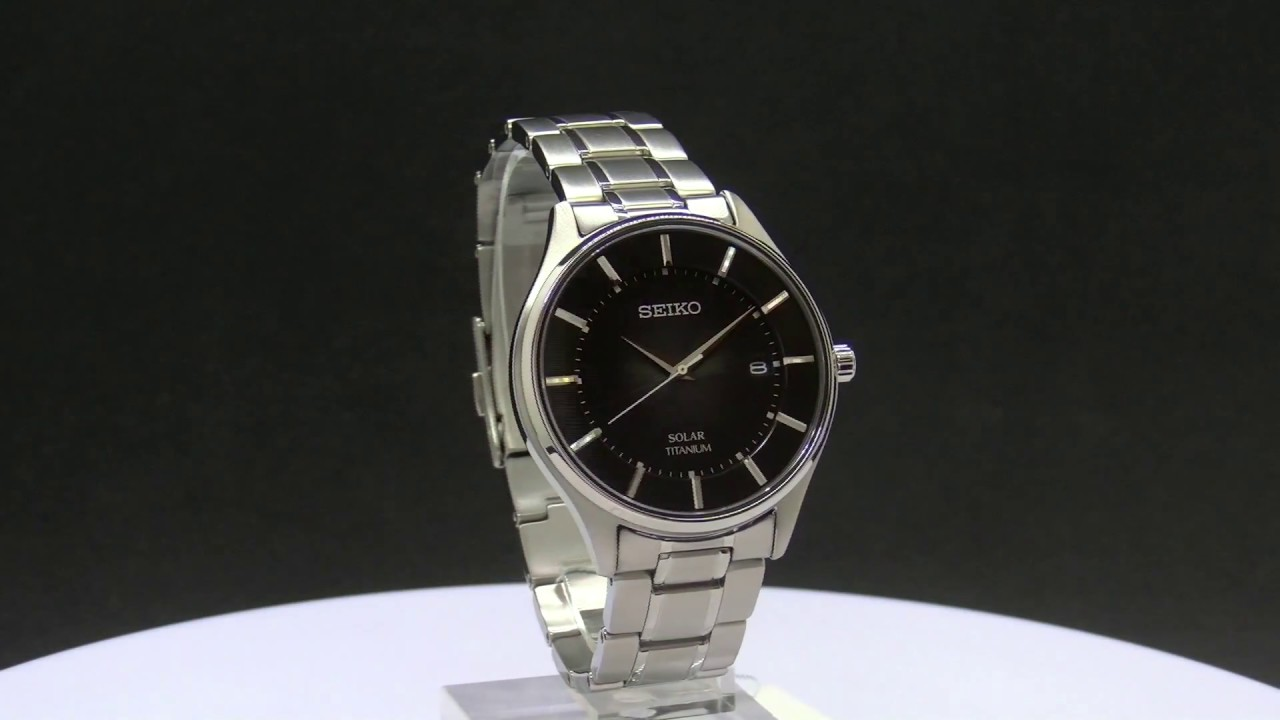 new arrival 0559f 805cd Seiko SBTM255 Seiko Selection Solar Radio Controlled