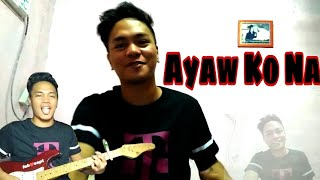 KAHIT AYAW MO NA - THIS BAND (reverse version) TITLE: AYAW KO NA! 😂😂😂