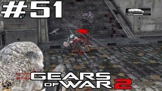 """LIGHTNING FAST!"" - Gears of War 2 Road to Rank 100 LIVE w/ Shadowz #51"