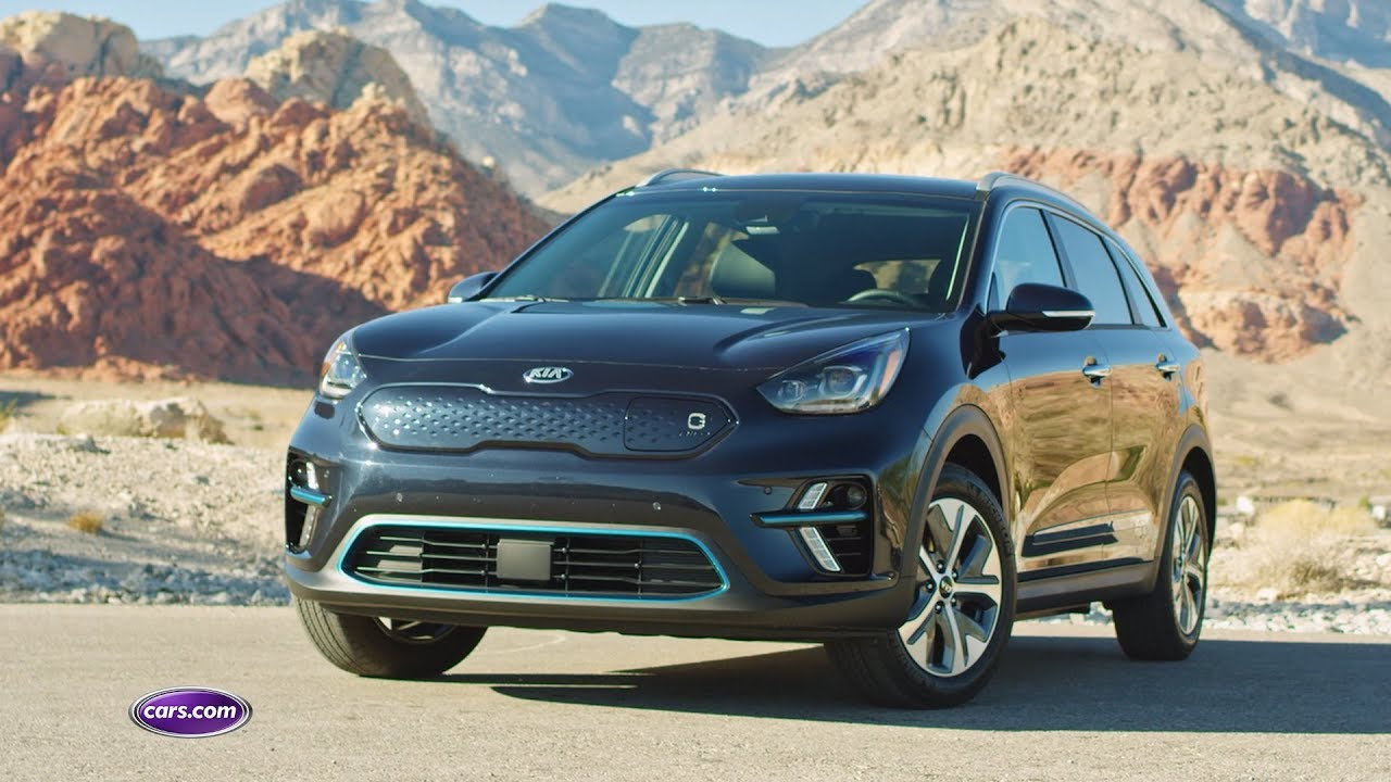 2019 Kia Niro Ev First Look Cars