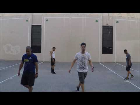 Alexis & Mark vs Bori & Ray