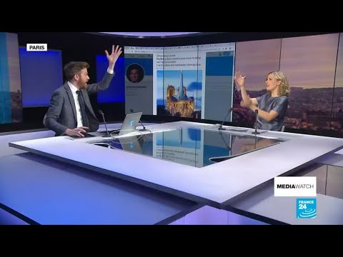 MediaWatch - Competition to replace Notre Dame spire gets satirical response