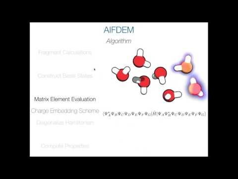 Webinar 25:  New Approaches to Excited State Quantum Chemistry of Extended Aggregates