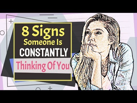 8 Psychic Signs Someone Is Constantly Thinking Of You