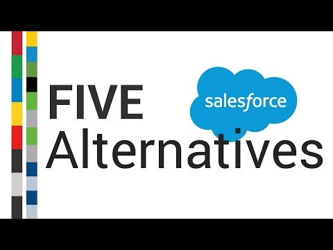 Salesforce Alternatives: CRM Software Comparison
