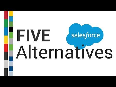 Salesforce Alternatives Crm Software Comparison
