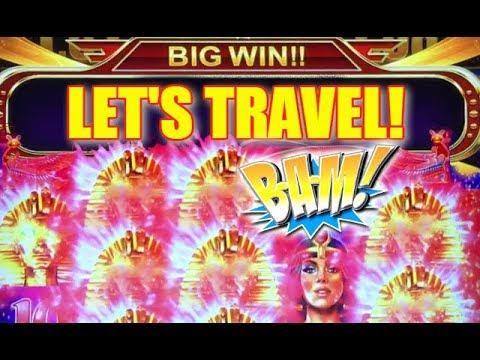 ★ 💯 BIG WINS ★ $6 MAX BETS & HIGHER ✦ SLOT MACHINE BONUS WINS | Slot Traveler
